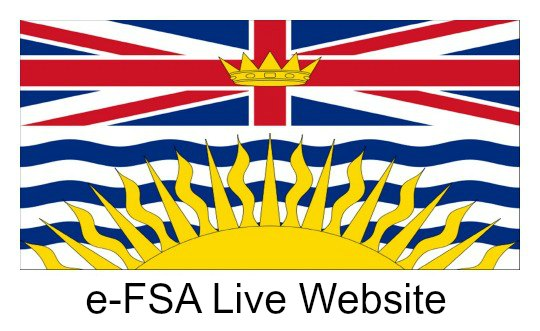 e-FSA Live Website Link