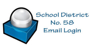 Link to SD 58 email login