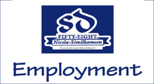 Link to SD 58 Employment