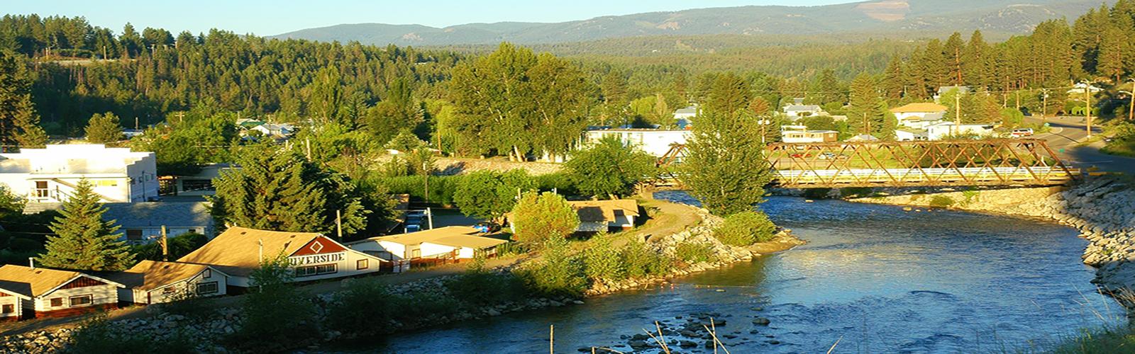 Princeton River View